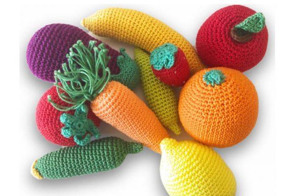 amigurumi meyve sebze modelleri