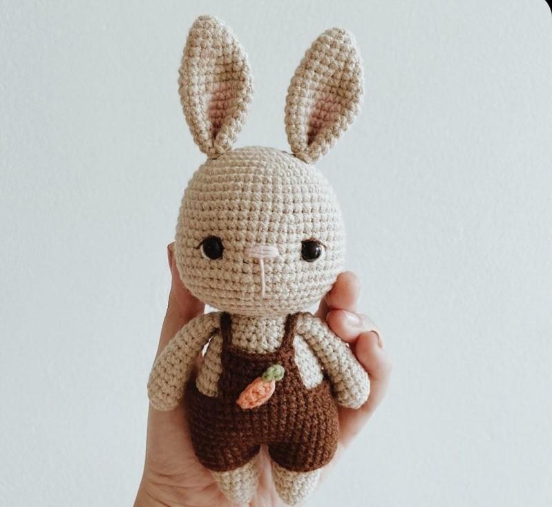 tavsan modeli - Amigurumi Küçük Tavşan Tarifi