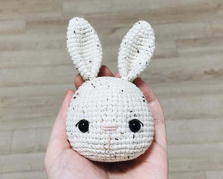 tavsan - Amigurumi Küçük Tavşan Tarifi