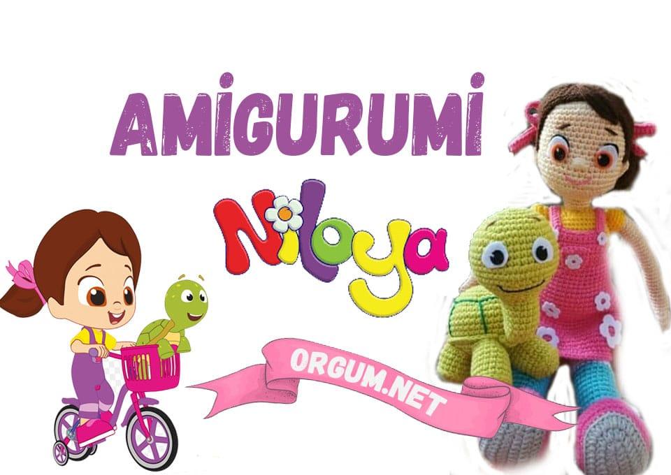 amigurumi niloya tarifi
