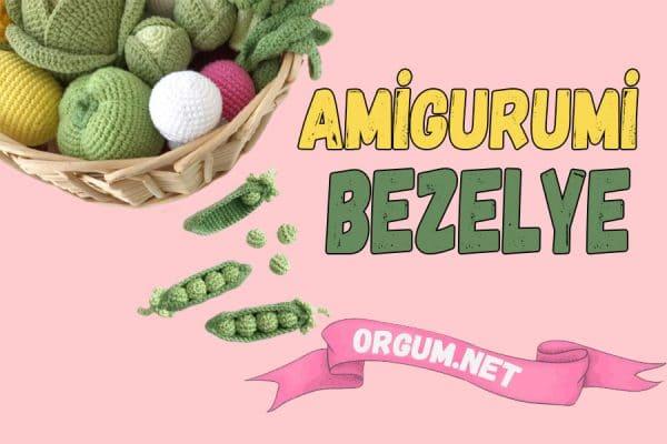 amigurumi bezelye