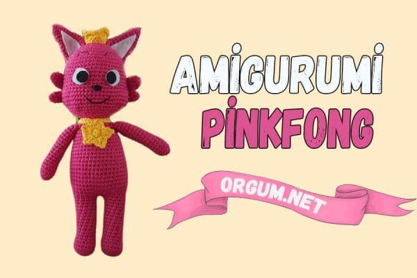 amigurumi pinkfong
