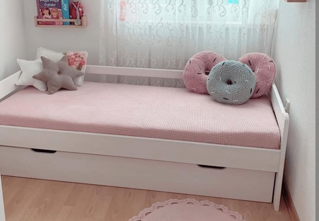 Donut yastık tarifi ve yapılışı