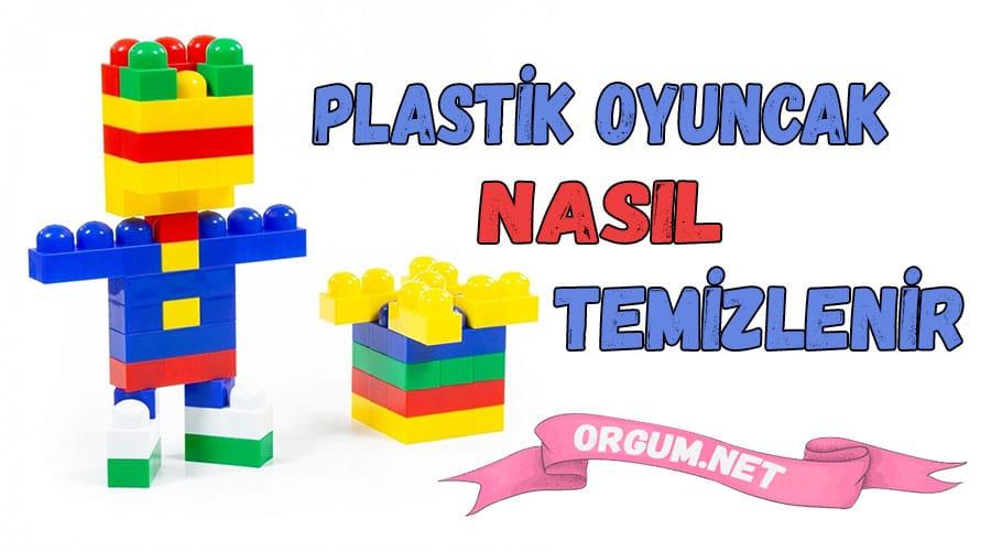 plastik oyuncak nasıl temizlenir?