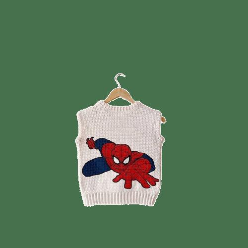 spiderman süveter