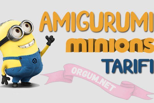 amigurumi minions