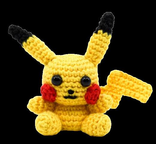 amigurumi pikachu tarifi