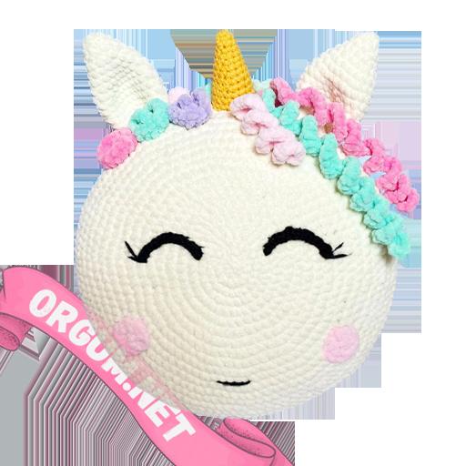 amigurumi unicorn yapımı