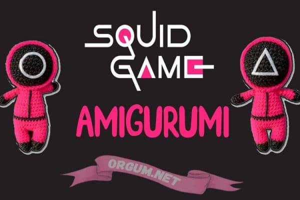 amigurumi squid game tarifi